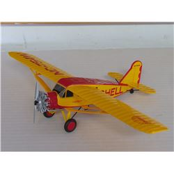 "Shell Historical Air Racing Serise Bellanca ""Skyrocket"" 2nd in Series tip to tip 12"""