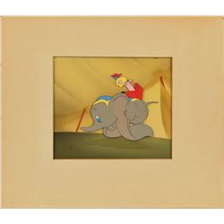 Dumbo production cel from Dumbo
