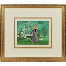 Briar Rose production cel from Sleeping Beauty