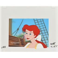 Ariel production key master background set-up from The Little Mermaid II
