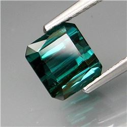 Natural Blue Indicolite Tourmaline 1.71 Ct