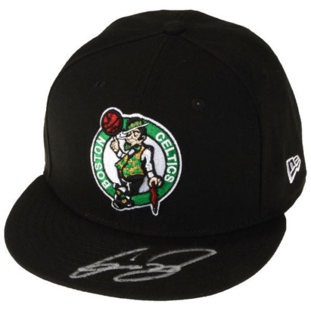 Image 1   Gordon Hayward Signed Celtics New Era Snapback Hat (Fanatics) ee56aa01b707