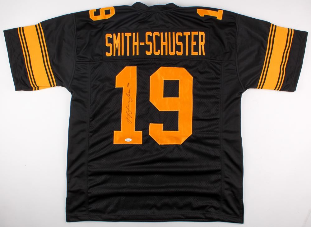 juju smith schuster jersey signing