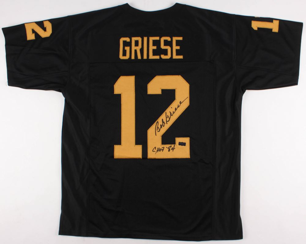 bob griese jersey