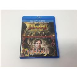 Blu-Ray JumanjiMovie