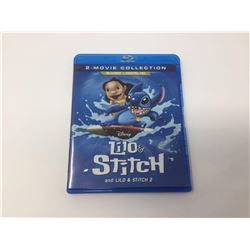 Blu-Ray Lilo  Stitch 1  2 Movie