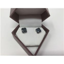 Natural Diamond (0.42ct) Earrings - Replacement Value $960