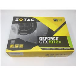 ZOTAC GeForce GTX 1070 Ti Mini 8GB GDDR5 256-bit Super Compact Gaming Graphics Card. (IceStorm Cooli