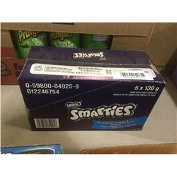 Case of Smarties (5 x 130g)