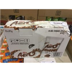 Case of Aero Milk Chocolate Bars (15 x 97g)