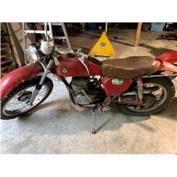 1973 Bultaco Dirt Bike