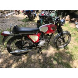 1968 BSA Shooting Star 441