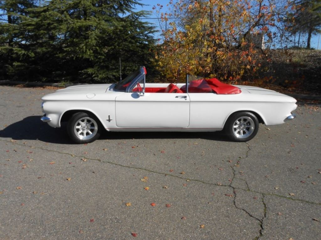 Image 1 1962 Chevrolet Corvair Convertible