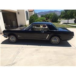 1965 Ford Mustang 2 Door Coupe