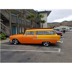 1955 Chevrolet Handyman 210 Station Wagon