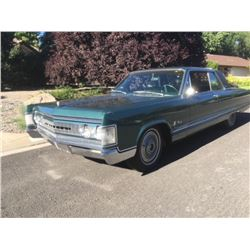 1967 Chrysler Crown Imperial 2 Door Hardtop