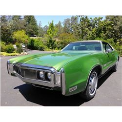 1970 Oldsmobile Toronado 2 Door