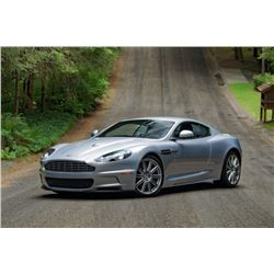 2010 Aston Martin DBS 2-DOOR CAR
