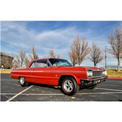 1964 Impala SS 409/425hp 4 speed---Time Lot Selling Friday 5:00