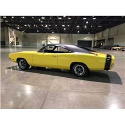 1969 Dodge Charger SE---Time Lot Selling Saturday 3:30