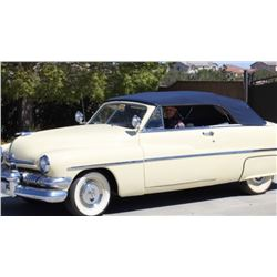 1951 Mercury Coupe Convertible---Time Lot Selling Saturday 4:30