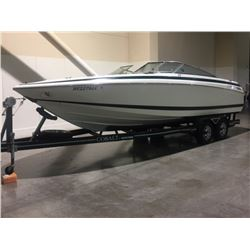 1996 Cobalt Open Bow with Trailer---Time Lot Selling Friday 2:00