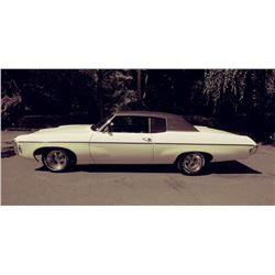 1969 Chevrolet Impala Custom 2 Door Hardtop