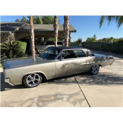 1964 Pontiac Grand Prix Tri Power 4 Speed