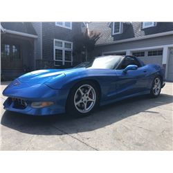 2000 Chevrolet Corvette Avelate