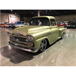 1958 Chevrolet Stepside Custom Pickup