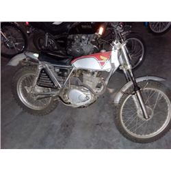 1981 Honda Trails bike