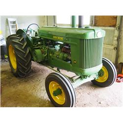 1953 John Deere AR Running All Redone