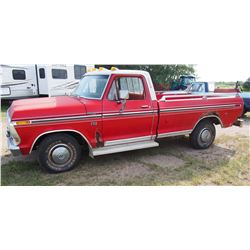 1976 F-150, One Owner