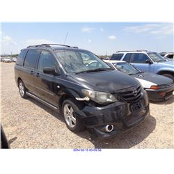2004 - MAZDA MPV // RESTORED SALVAGE