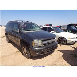 2005 - CHEVROLET TRAIL BLAZER // RESTORED SALVAGE