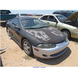 1998 - MITSUBISHI ECLIPSE // RESTORED SALVAGE