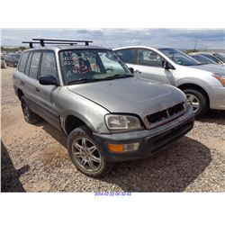 1999 - TOYOTA RAV4 // RESTORED SALVAGE