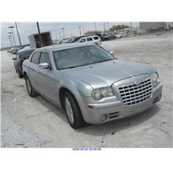 2005 - CHRYSLER 300 // SALVAGE TITLE