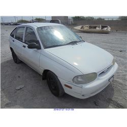 1997 - FORD ASPIRE