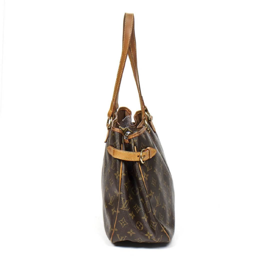 eaf5ce697027 LOUIS VUITTON Batignolles Horizontal PM in Brown