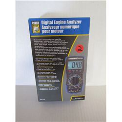 Digital Engine Analyzer New