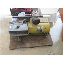 Sears Generator 3500 W, Craftsman 8HP motor, not running, motor turns over
