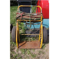 Large Oxy-Acetylene Cart