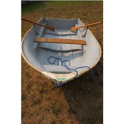 Fibreglass Boat - 10 ft.