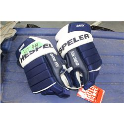 Hespeler Hockey Gloves - New - Junior