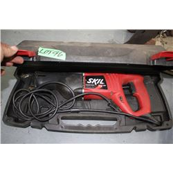 Skil Reciprocating Saw - 7.5 Amp. - in a Case