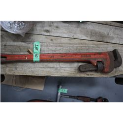 "Rigid Pipe Wrench (24"")"