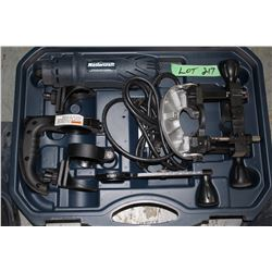 Mastercraft Rotary Tool Kit (New)