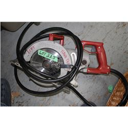 Milwaukee Framing Saw - 7 1/4""