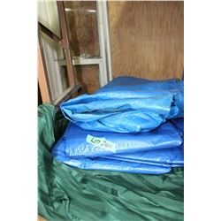 Bundle of 4 Tarps